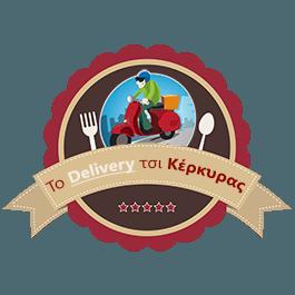 corfu kerkyra delivery logo